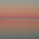 Halligan Bay  -  Lake Eyre by Joel  Haldane