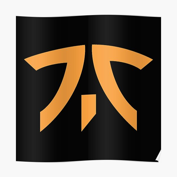 Fnatic Logo Vector Poster