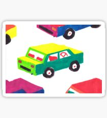 Carpark Sticker