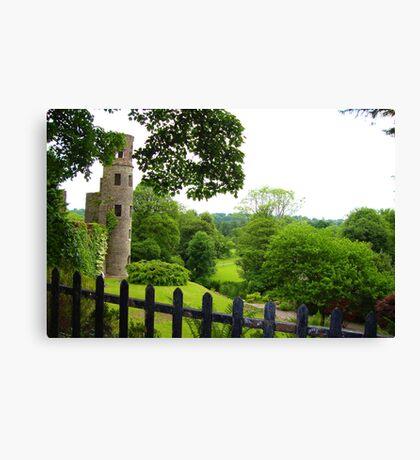 Blarney Castle - Blarney, Ireland  Canvas Print