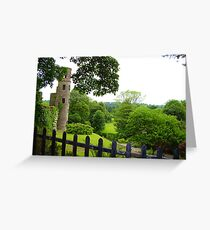 Blarney Castle - Blarney, Ireland  Greeting Card