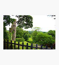 Blarney Castle - Blarney, Ireland  Photographic Print