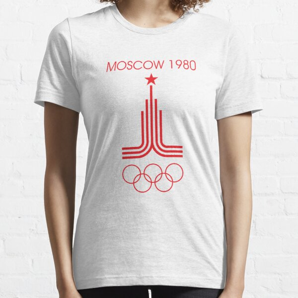 Moscow 1980 Essential T-Shirt