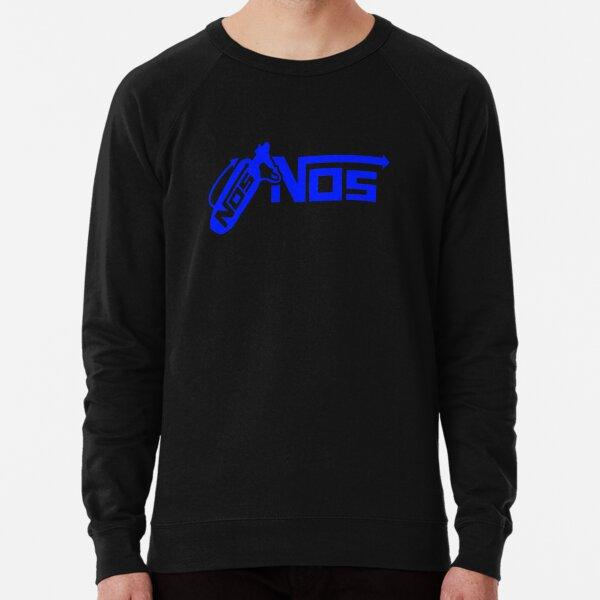 Nos Nitrous Racing Mens Sweatshirt Distressed