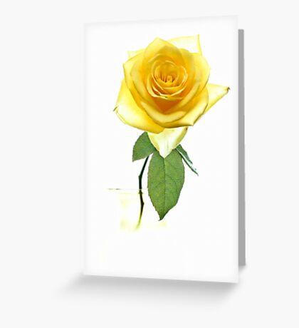Fantasy Rose Greeting Card