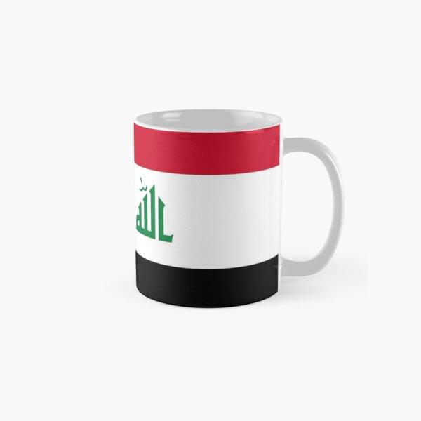 Iraq flag Classic Mug