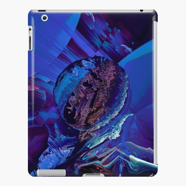 Shape of Water - Pt. 2 iPad Snap Case