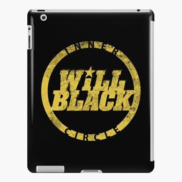 WB Inner Circle GOLD (center ice logo) iPad Snap Case