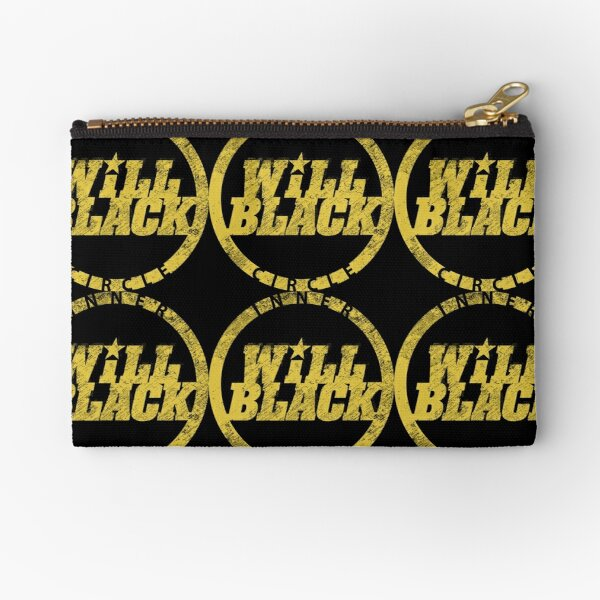 WB Inner Circle GOLD (center ice logo) Zipper Pouch