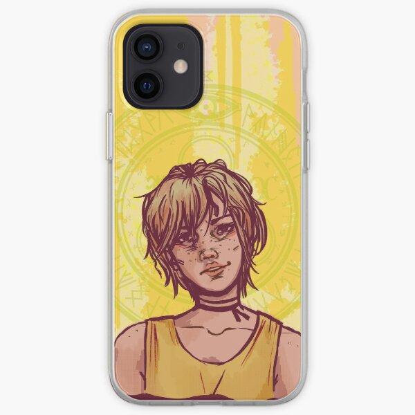 Silent Hill 3 Heather Mason Profile iPhone Soft Case