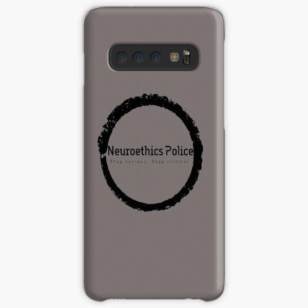 Neuroethics Police Samsung Galaxy Snap Case