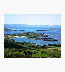 Derrynane Bay - Caherdaniel, Ireland Photographic Print