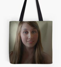 Shannon  My Little Poppet Tote Bag