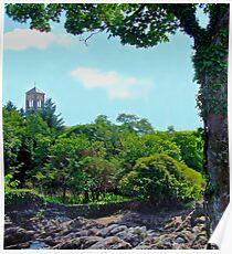 Sneem Countryside - Sneem, Ireland Poster