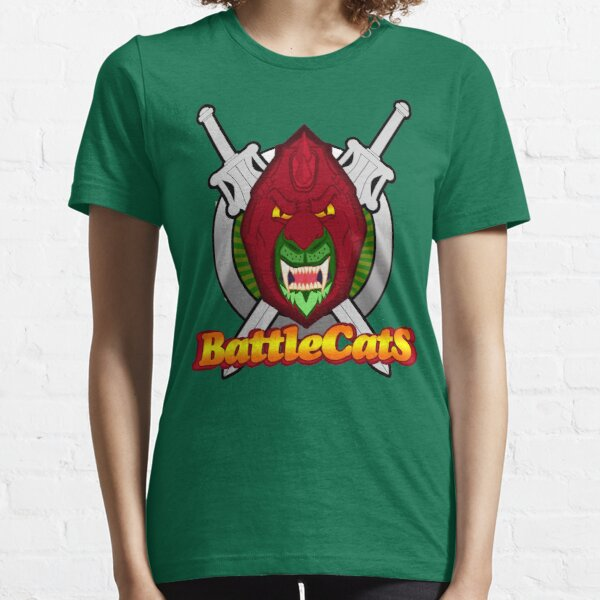 The Mighty Battlecats Essential T-Shirt