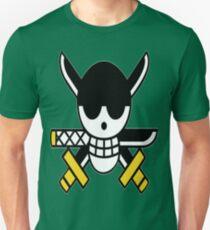 Zoro's Jolly Roger Unisex T-Shirt