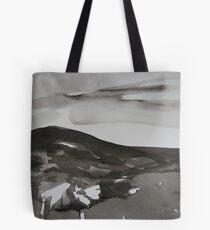 dark peak.... low valley Tote Bag