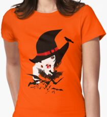 Pretty Wicked Womens Fitted T-Shirt