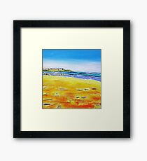 BONDI SUNSET Framed Print