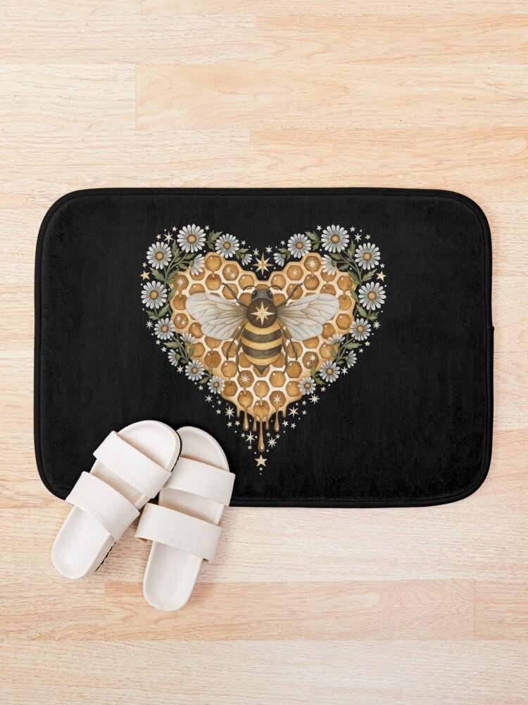 Alternate view of Sweet heart Bath Mat