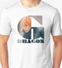 BIGBANG G-DRAGON MADE Series Typography Unisex T-Shirt