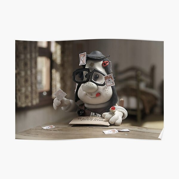 Mary And Max Posters Redbubble