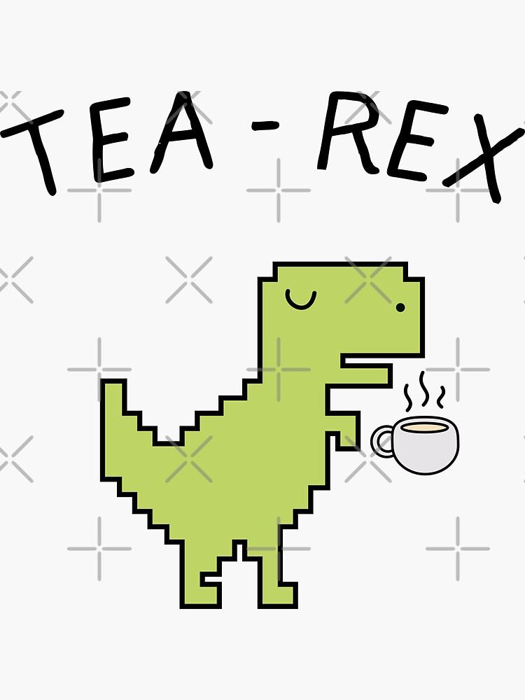 Tea - Rex by gengns