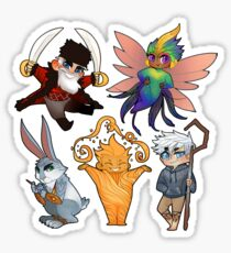The Big Five - ROTG Sticker
