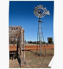 NSW Outback  Poster