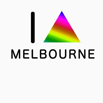 I TRIANGLE MELBOURNE by simonpericich