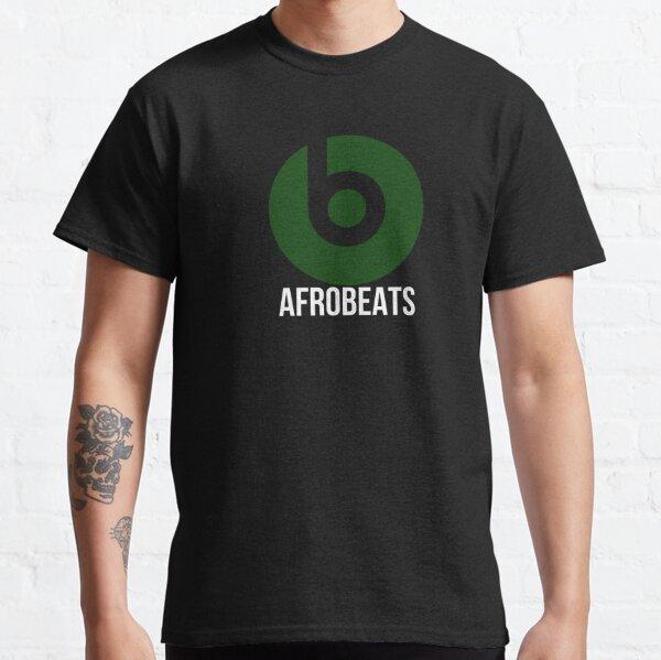 Love Afrobeats Nigerian/Ghanian Music  Classic T-Shirt
