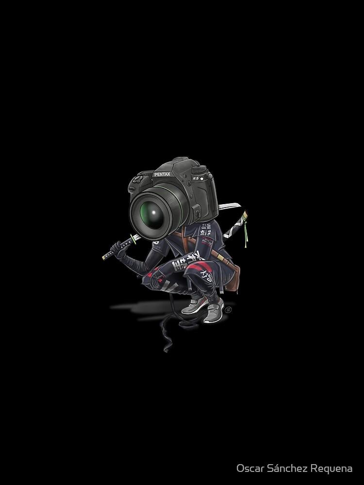 Pentax K5 Samurai de oscarsanchez