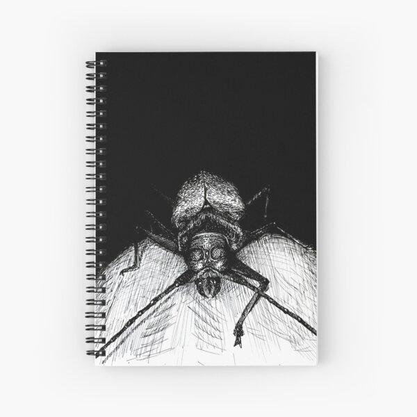 Titan beetle Spiral Notebook