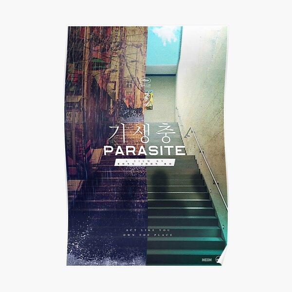 Parasite (alternative) - HIGH QUALITY HHD Poster
