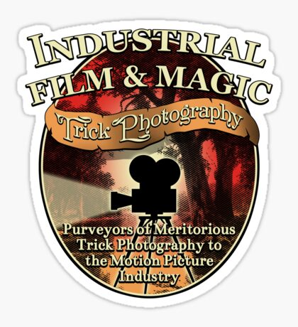 Industrial Film and Magic Sticker