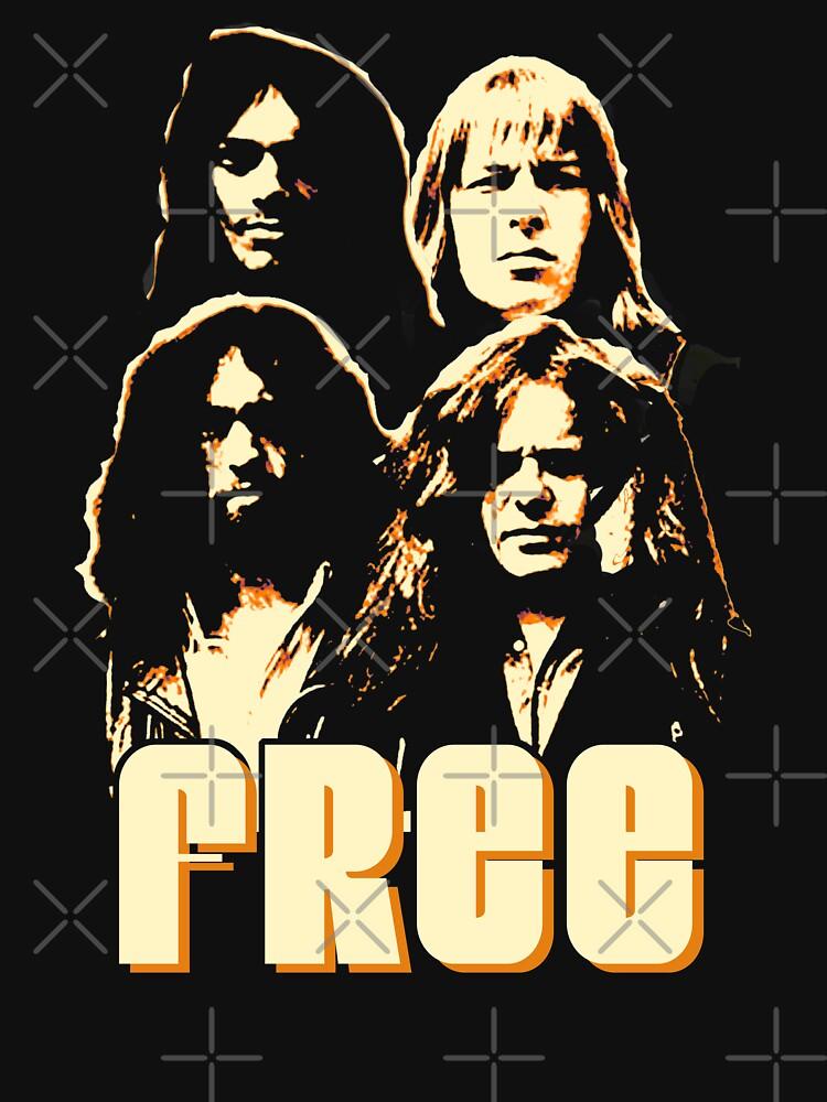 Free The Band Again by Salocin