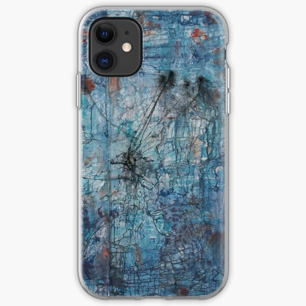 Forgiveness/Recovery III iPhone Soft Case