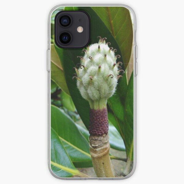 Frangipani iPhone Soft Case