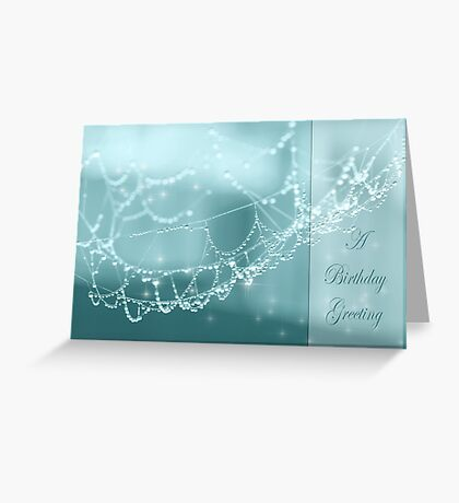 Diamonds Greeting Card