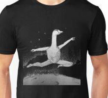 Graceful Goose Unisex T-Shirt