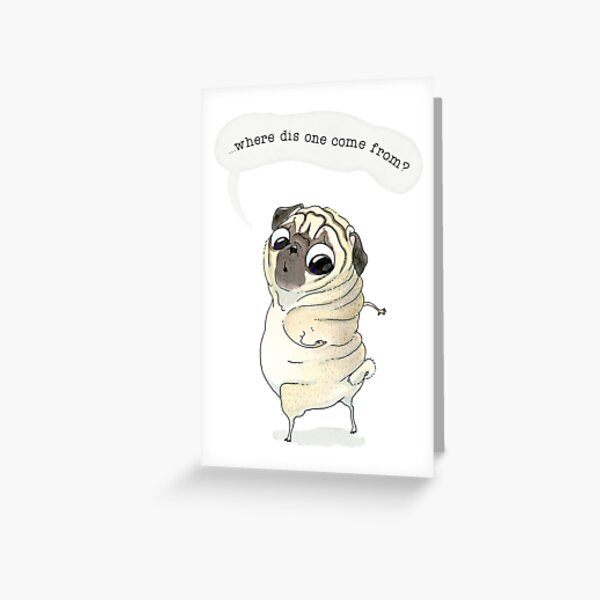 New Roll Greeting Card