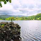 Rydal Water View by John Hare