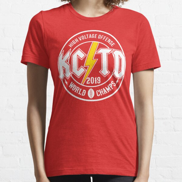 KC/TD (Kansas City Touchdown) Essential T-Shirt