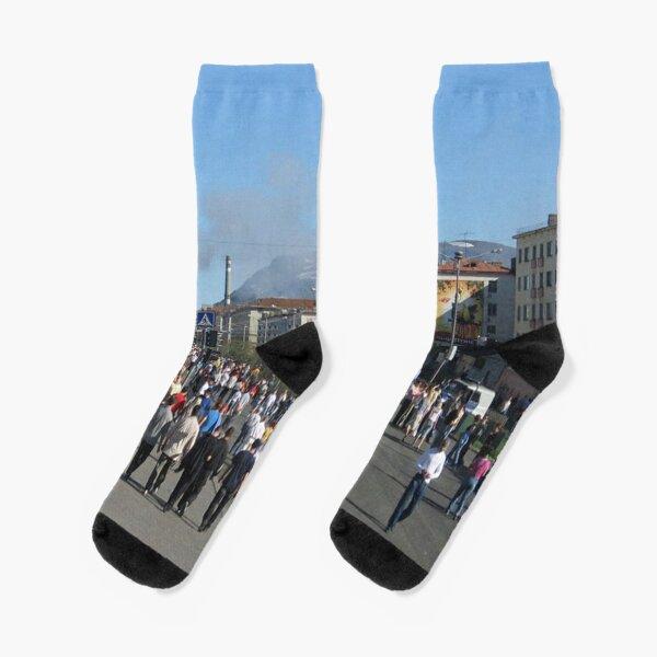 Город Норильск - Норильлаг. Norilsk City - Norillag #Город #Норильск #Норильлаг #Norilsk #City #Norillag #dictatorship #Антидиктатура Socks