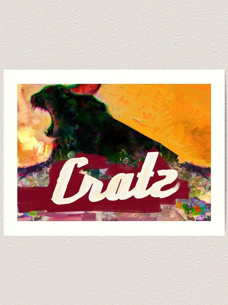 Alternate view of Cratz Art Print