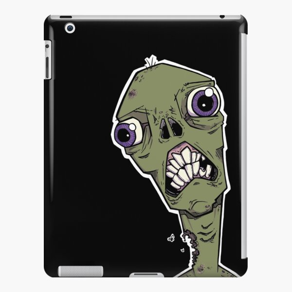 Toothy Smile - Color iPad Snap Case