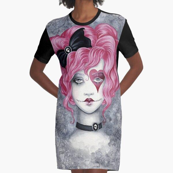Ragdoll Graphic T-Shirt Dress