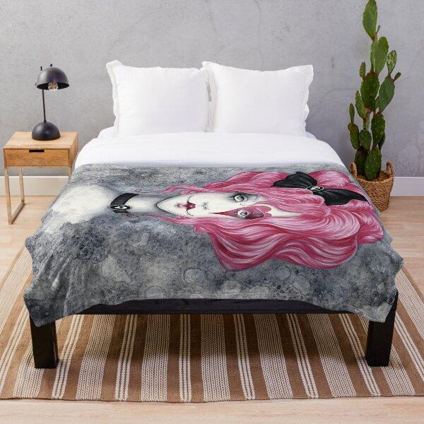 Ragdoll Throw Blanket