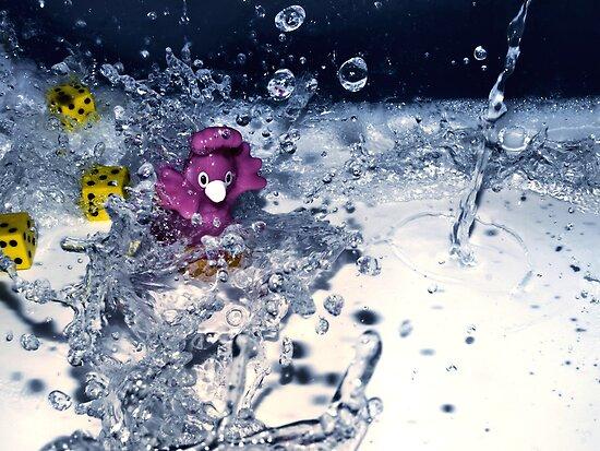 Water fun by ulryka