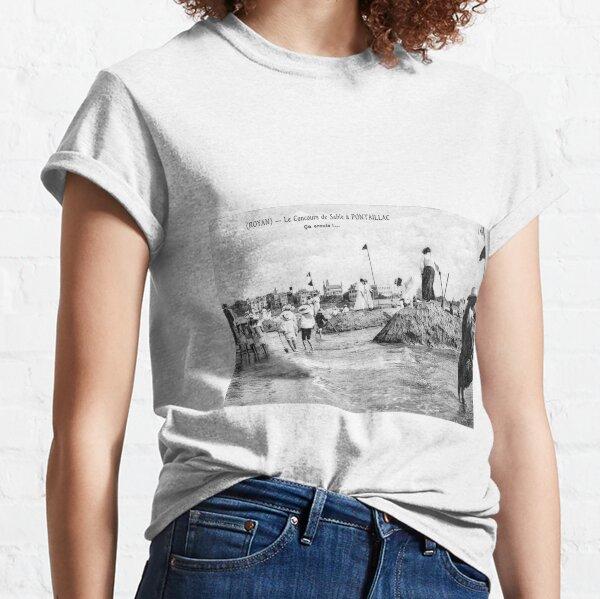 Pontaillac Belle Époque 1900 T-shirt classique